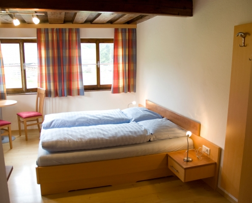 Double room in self-catering house organic farmhouse Rupbauer - Ramsau am Dachstein