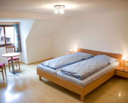 spacious room - Bio Bauernhof Rupbauer