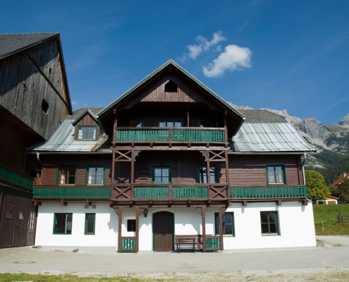Holiday at the organic farm Rupbauer in Ramsau am Dachstein