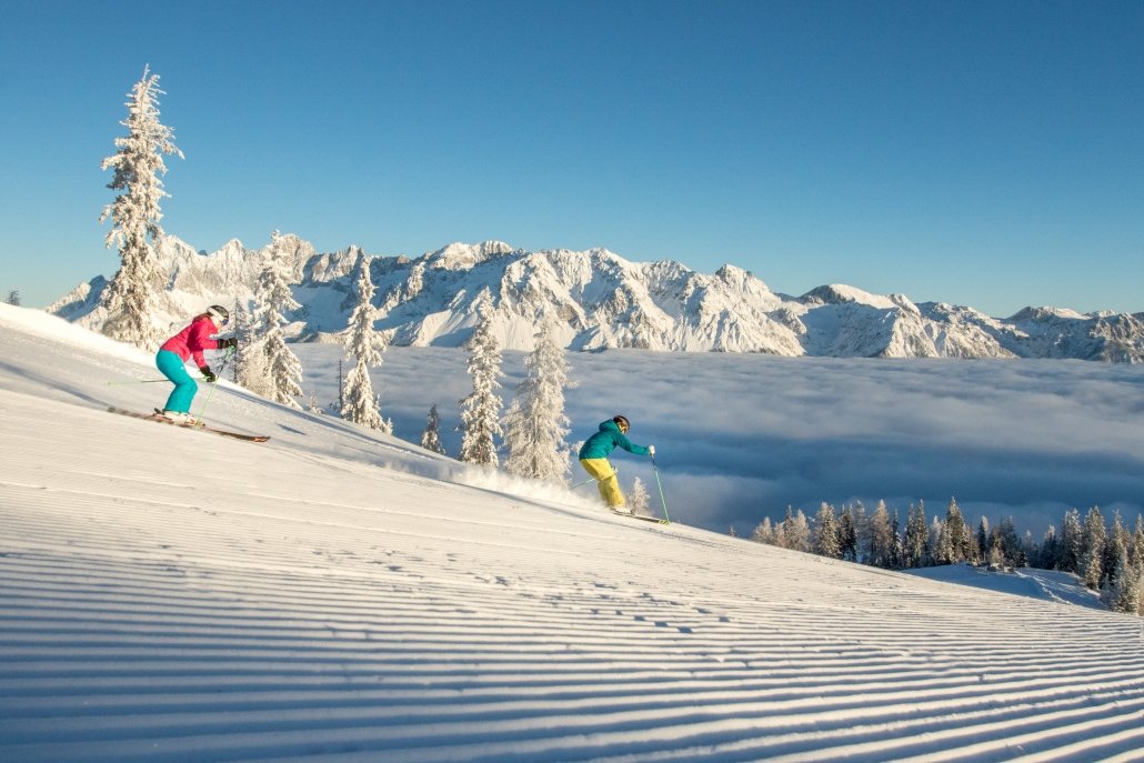 Fun on the slopes in the holiday region Schladming-Dachstein - organic farm Rupbauer