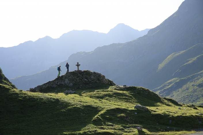 Hiking experience in the Schladminger Tauern - organic farm Rupbauer